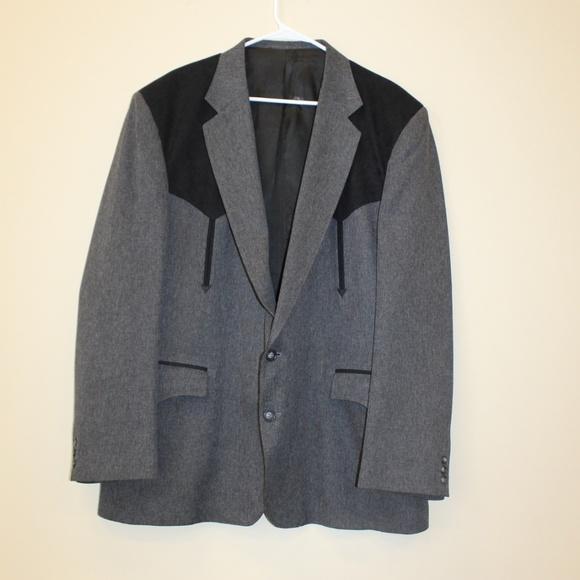 8133b15ec Circle S Suits & Blazers | Dallas 48 R Big Men Western Suit Jacket ...